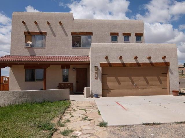 409 NE Afuste Road, Rio Rancho, New Mexico