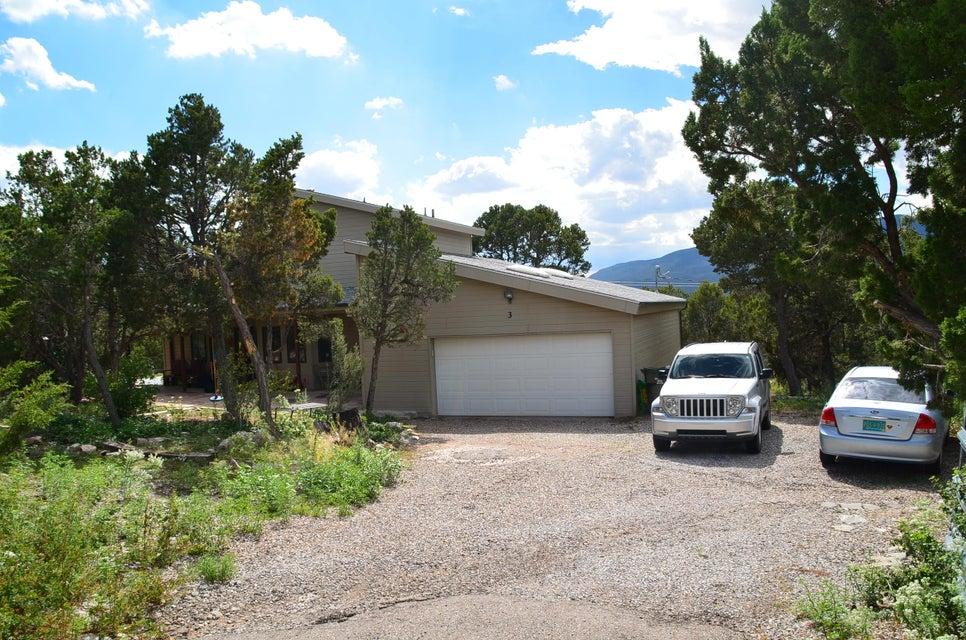 3 Tablazon Lane, Tijeras, NM 87059