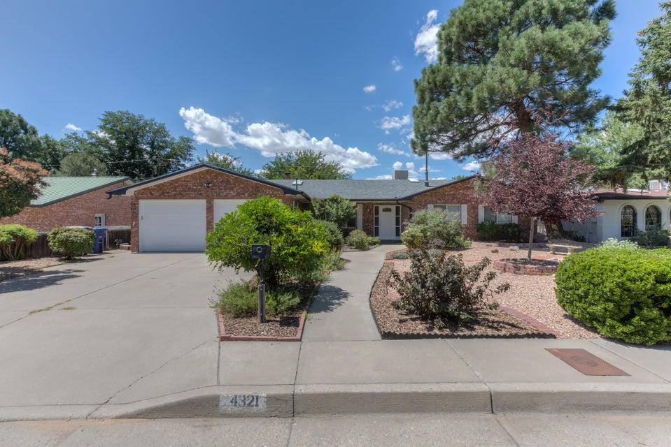 4321 Andrew Drive NE, Albuquerque, NM 87109