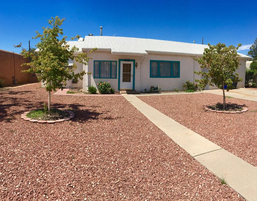 925 Indiana,Albuquerque,New Mexico,United States 87108,3 Bedrooms Bedrooms,2 BathroomsBathrooms,Residential,Indiana,901290