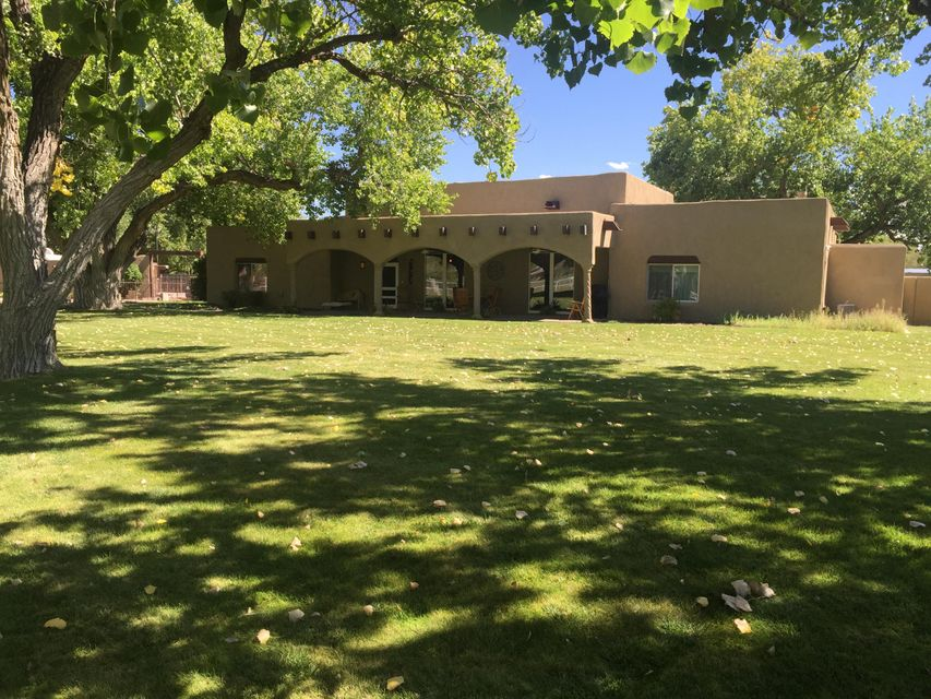 270 COYOTE TRAIL, CORRALES, NM 87048