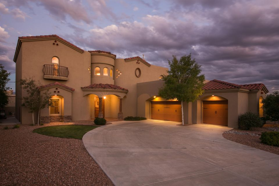 Northwest Albuquerque and Northwest Heights Homes for Sale -  Basement,  4508 NW Atherton Way