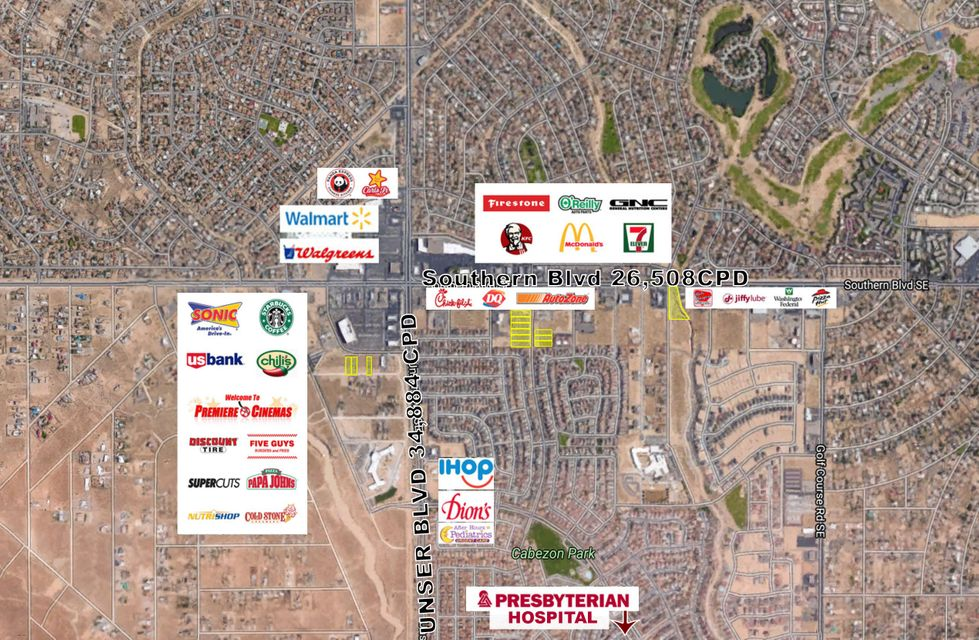 1121 Commercial Drive SE, Rio Rancho, New Mexico