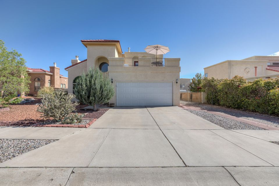 Northwest Albuquerque and Northwest Heights Homes for Sale -  Two Story,  4409 NW Purple Sage Avenue