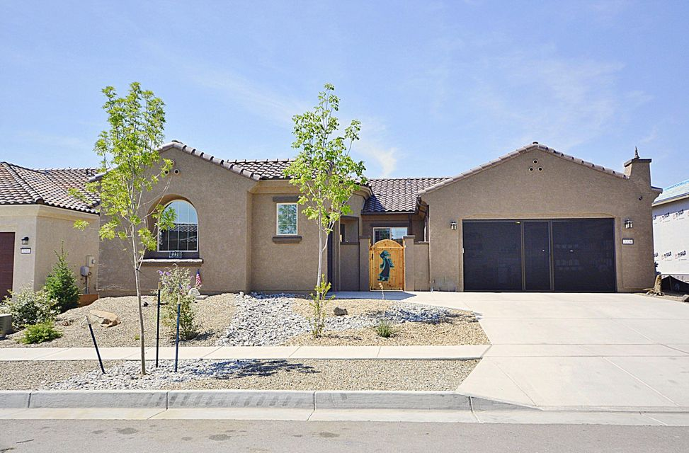 Northwest Albuquerque and Northwest Heights Homes for Sale -  Custom,  2228 NW Cebolla Creek Way