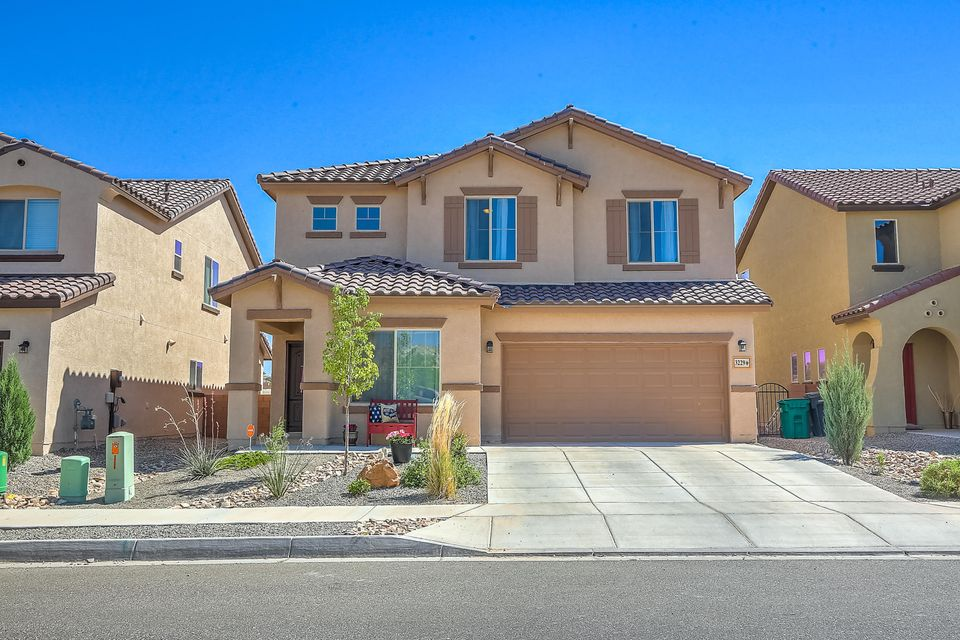 3229 NE Llano Vista Loop, Rio Rancho in Bernalillo County, NM 87124 Home for Sale