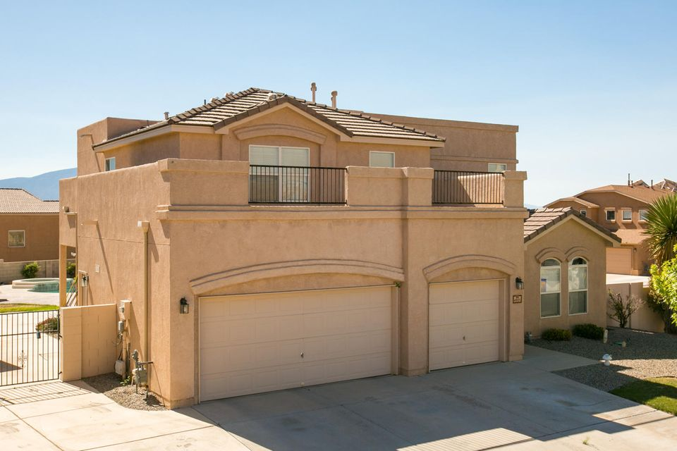 4921 NE Foxmoore Court, Rio Rancho in Sandoval County, NM 87144 Home for Sale