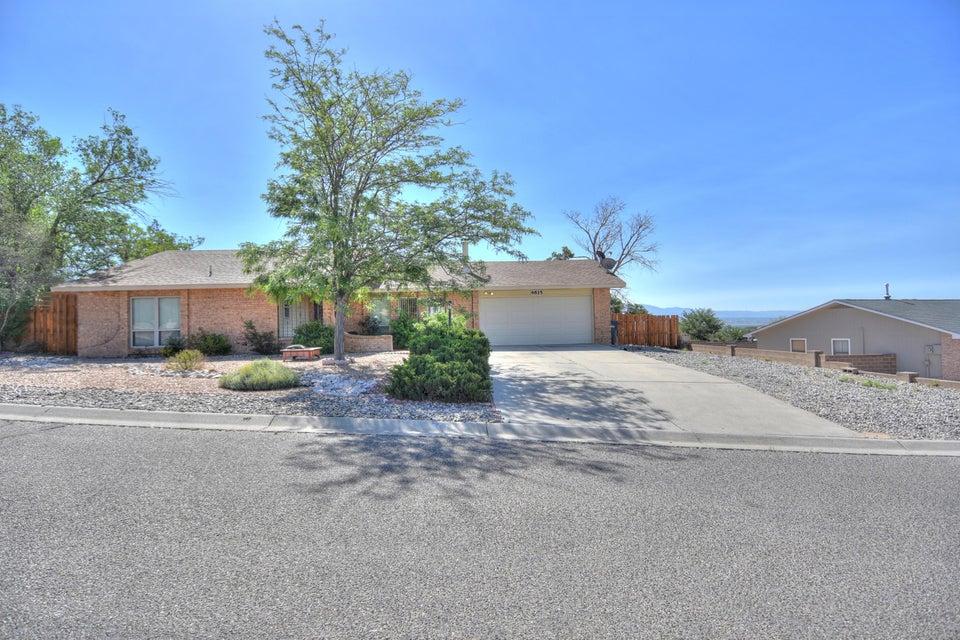 4615 NE Aqua Marine Drive, Rio Rancho in Sandoval County, NM 87124 Home for Sale