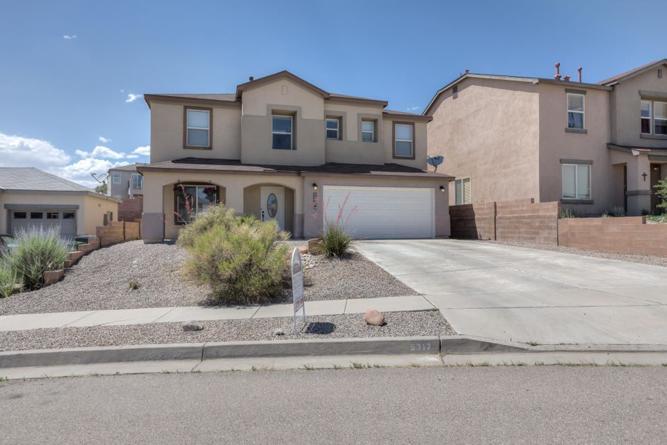 5317 NE Buckeye Court, Rio Rancho in Sandoval County, NM 87144 Home for Sale
