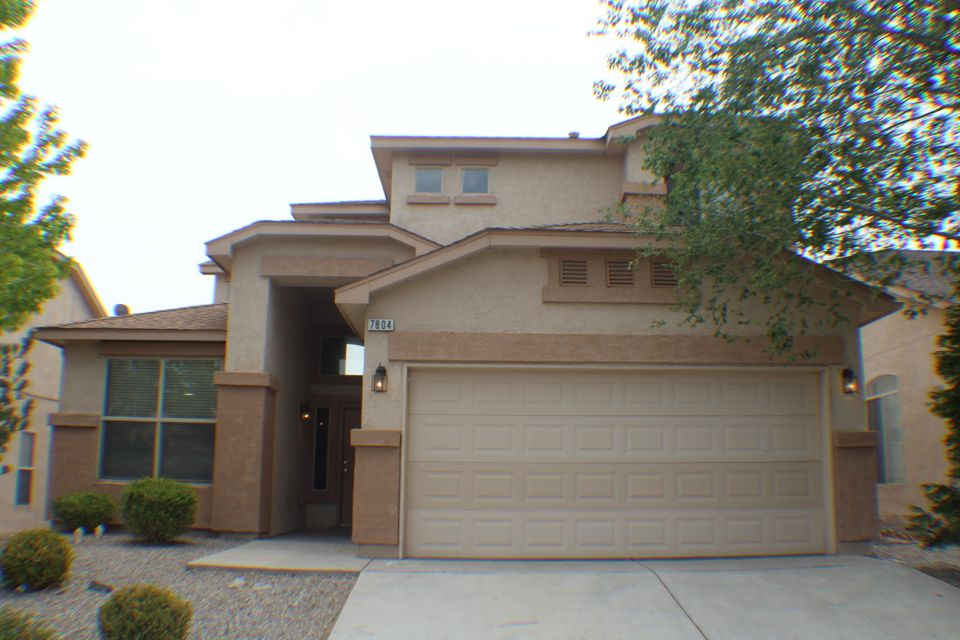 Northwest Albuquerque and Northwest Heights Homes for Sale -  Two Story,  7804 NW Seven Springs Road