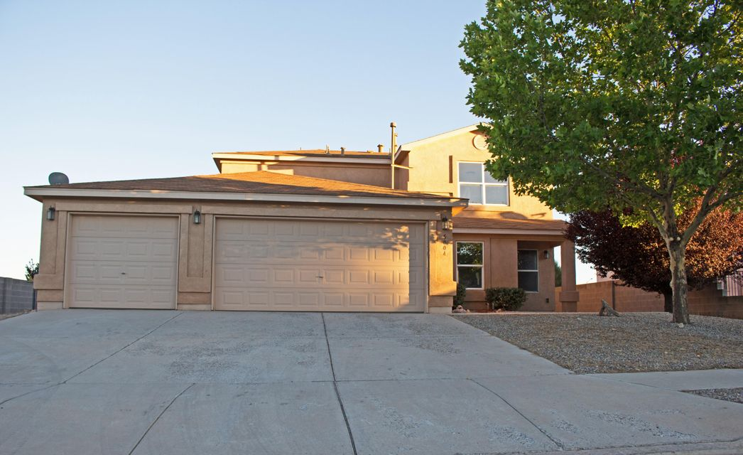 5004 NE Sundance Drive, Rio Rancho in Sandoval County, NM 87144 Home for Sale