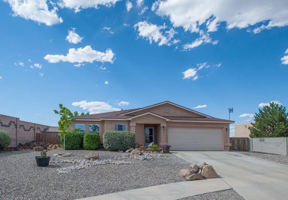 4901 NE Canyon Gate Place, Rio Rancho in Sandoval County, NM 87144 Home for Sale