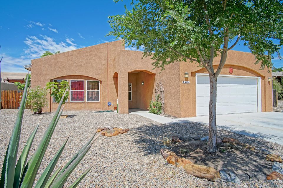 Northwest Albuquerque and Northwest Heights Homes for Sale -  Spa,  9961 NW Academy Road