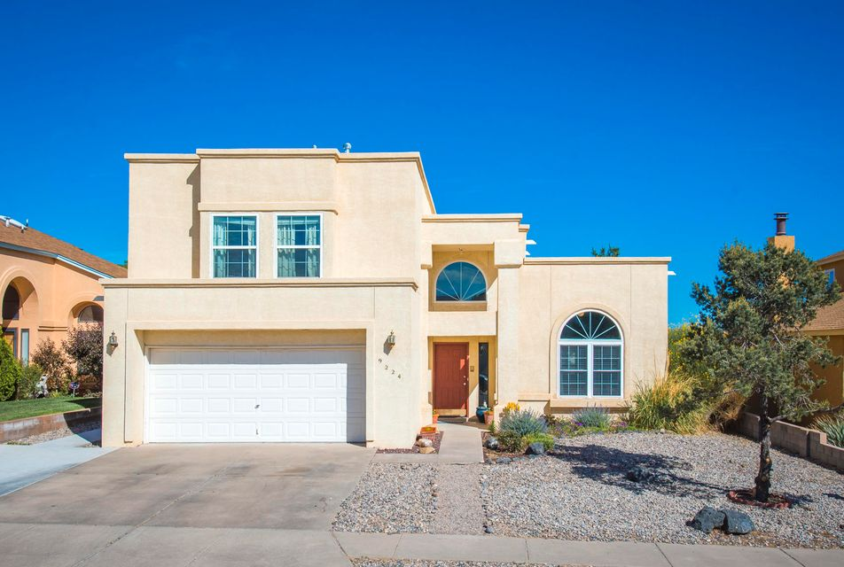 Northwest Albuquerque and Northwest Heights Homes for Sale -  Mountain View,  9224 NW Holm Bursun Drive