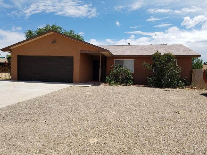 604 SE Sandia Vista Court, Rio Rancho in Sandoval County, NM 87124 Home for Sale