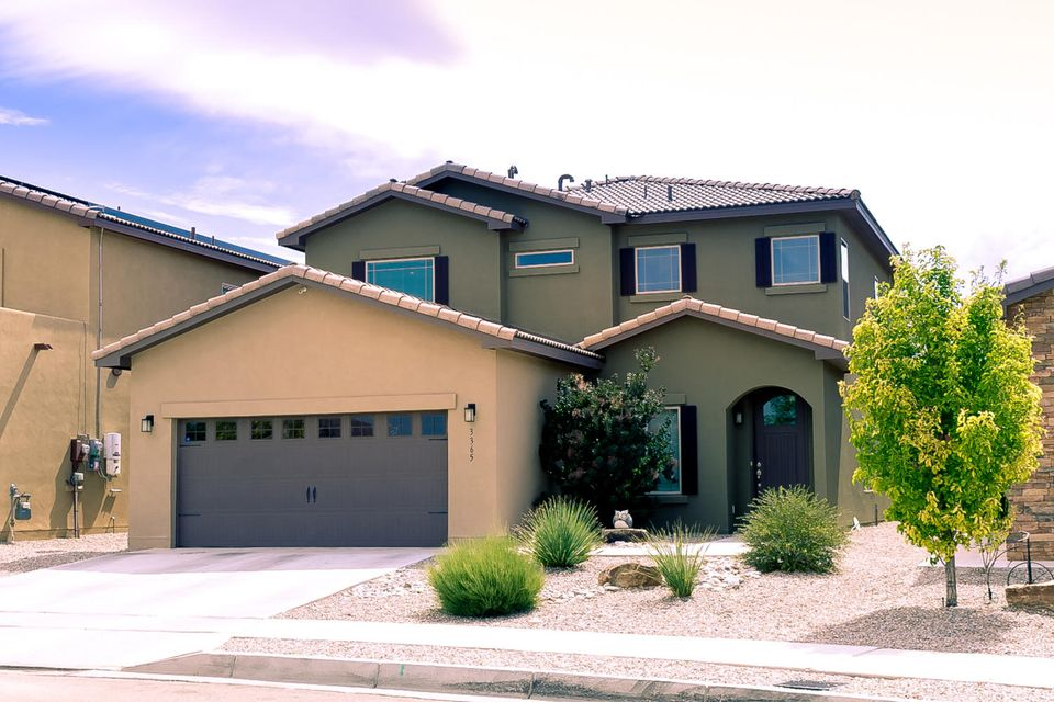 3365 NE Llano Vista Loop, Rio Rancho, New Mexico