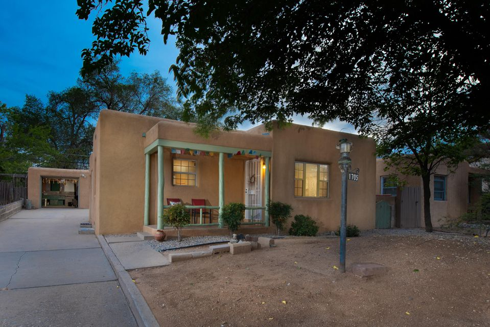 1705 Anderson,Albuquerque,New Mexico,United States 87108,2 Bedrooms Bedrooms,1 BathroomBathrooms,Residential,Anderson,918663