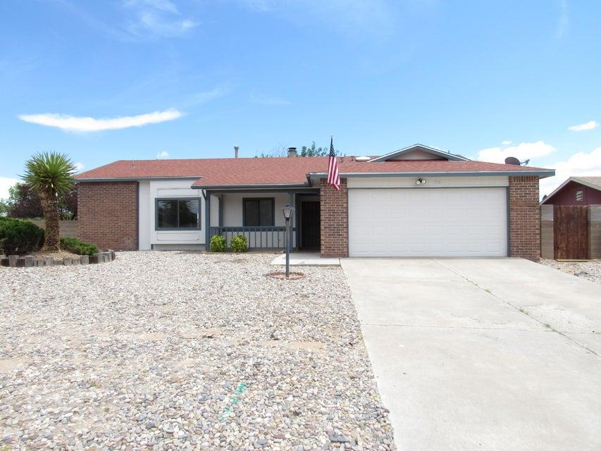 296 NE Pumice Loop, Rio Rancho in Sandoval County, NM 87124 Home for Sale