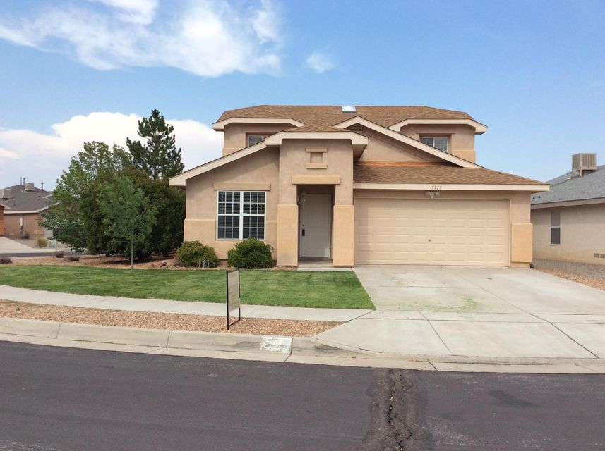 Northwest Albuquerque and Northwest Heights Homes for Sale -  Price Reduced,  7719 NW Prairie Falcon Avenue