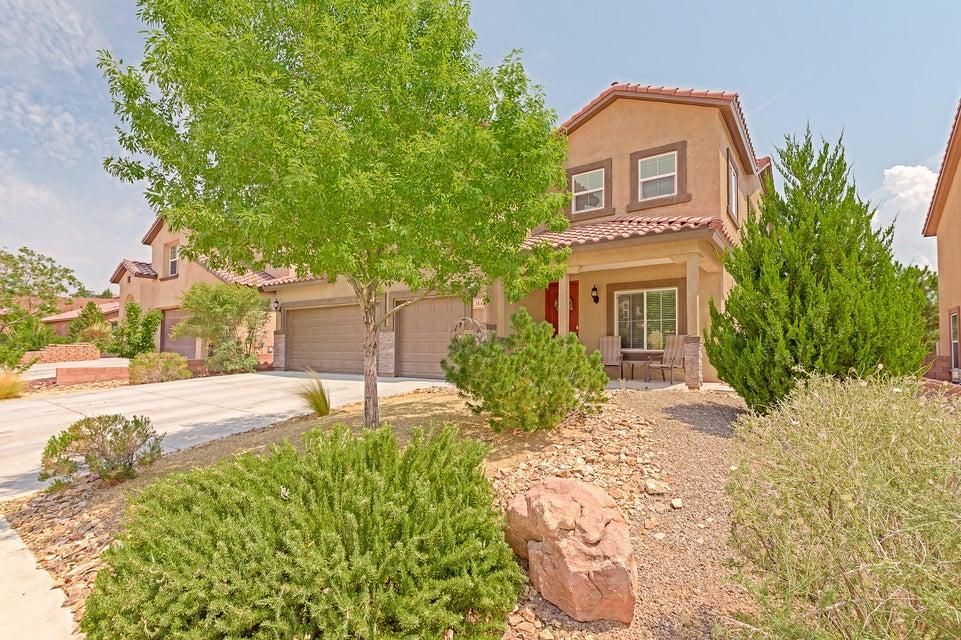 38 NE Monte Vista Drive, Rio Rancho in Sandoval County, NM 87124 Home for Sale