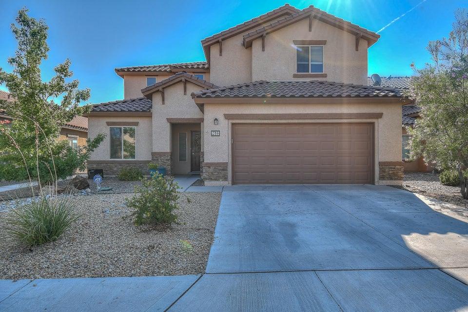Northwest Albuquerque and Northwest Heights Homes for Sale -  Loft,  9632 NW Slickrock Court