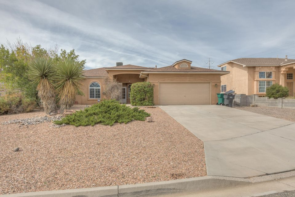 7204 NE Pechora Court, Rio Rancho in Sandoval County, NM 87144 Home for Sale