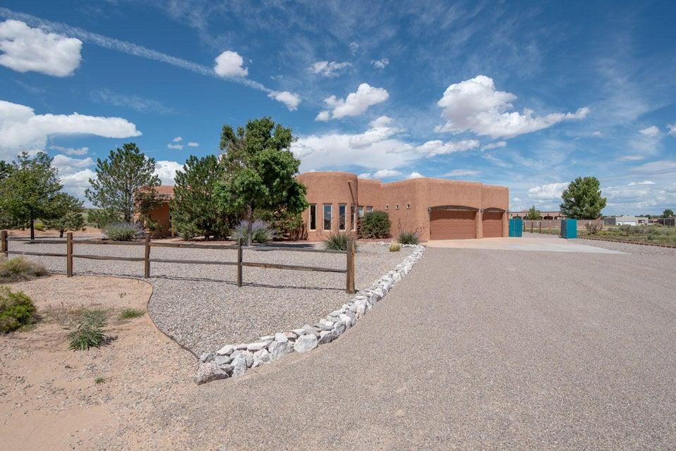 721 NE Marble Sky Avenue, Rio Rancho in Sandoval County, NM 87144 Home for Sale