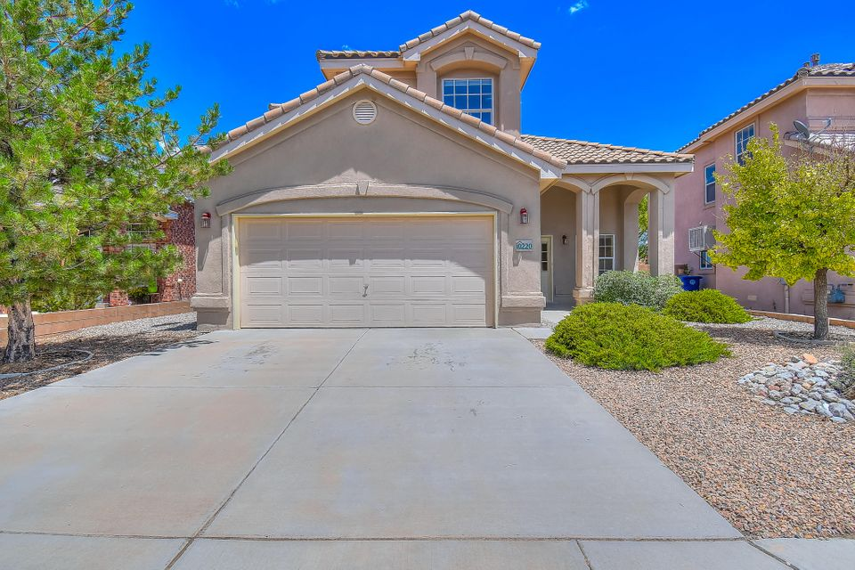 Northwest Albuquerque and Northwest Heights Homes for Sale -  Spa,  10220 NW Shawna Street