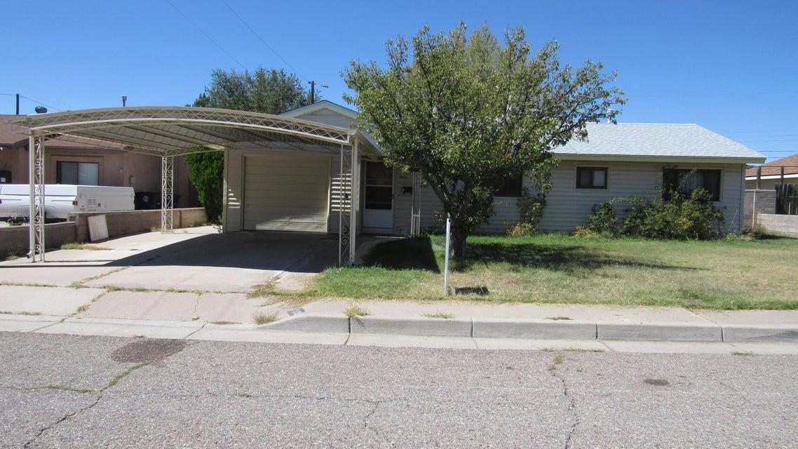 1505 NE Garcia Street, Albuquerque Northeast Heights in Bernalillo County, NM 87112 Home for Sale