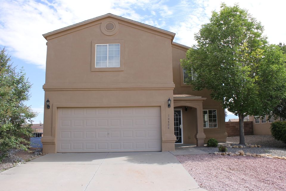 Northwest Albuquerque and Northwest Heights Homes for Sale -  Spa,  10504 NW Trieste Court
