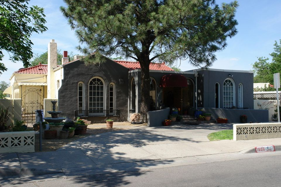 1606 ROMA AVENUE NE, ALBUQUERQUE, NM 87106