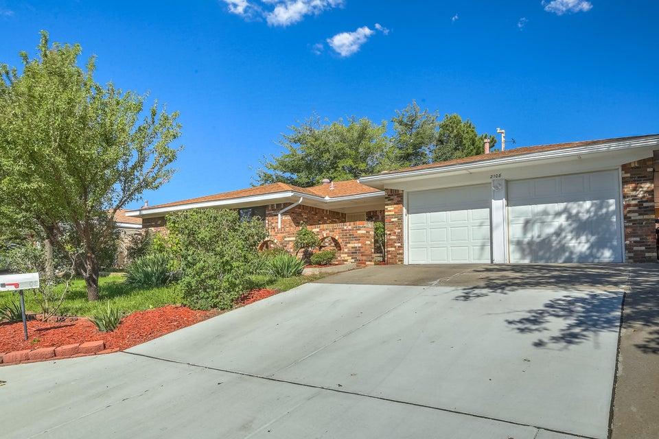 2108 NE Marie Park Drive, Albuquerque Northeast Heights, New Mexico