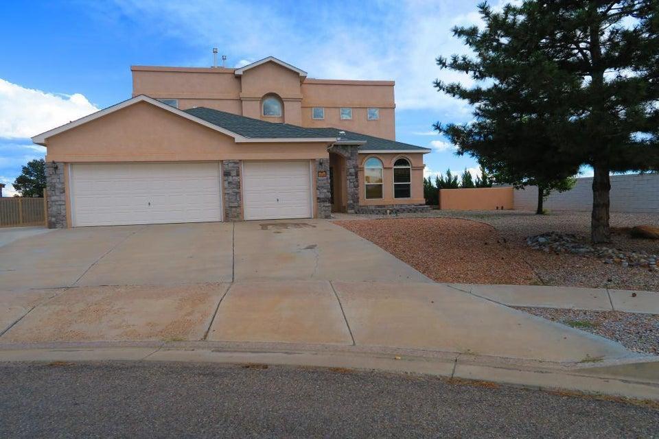 5000 NE Brighton Hills Place, Rio Rancho in Sandoval County, NM 87144 Home for Sale