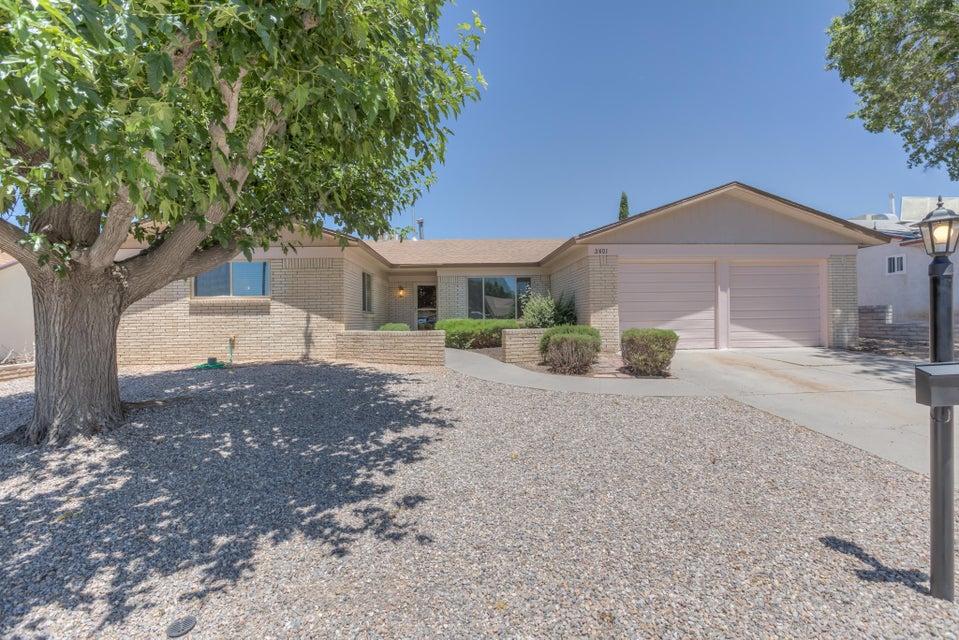 3801 NE Madrid Drive, Albuquerque Northeast Heights, New Mexico