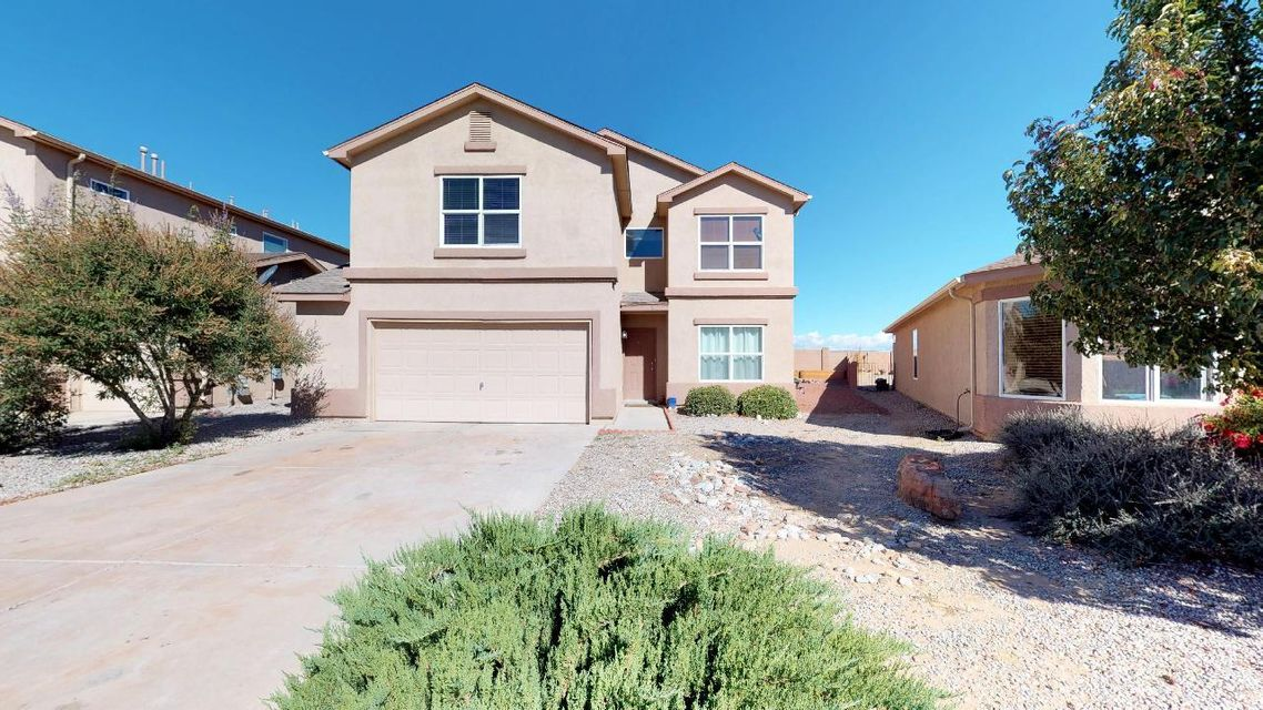 One of Rio Rancho 4 Bedroom Homes for Sale at 301 NE Soothing Meadows Drive