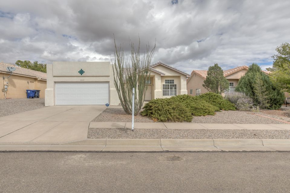 Northwest Albuquerque and Northwest Heights Homes for Sale -  Single Story,  8127 NW Calle Ensueno