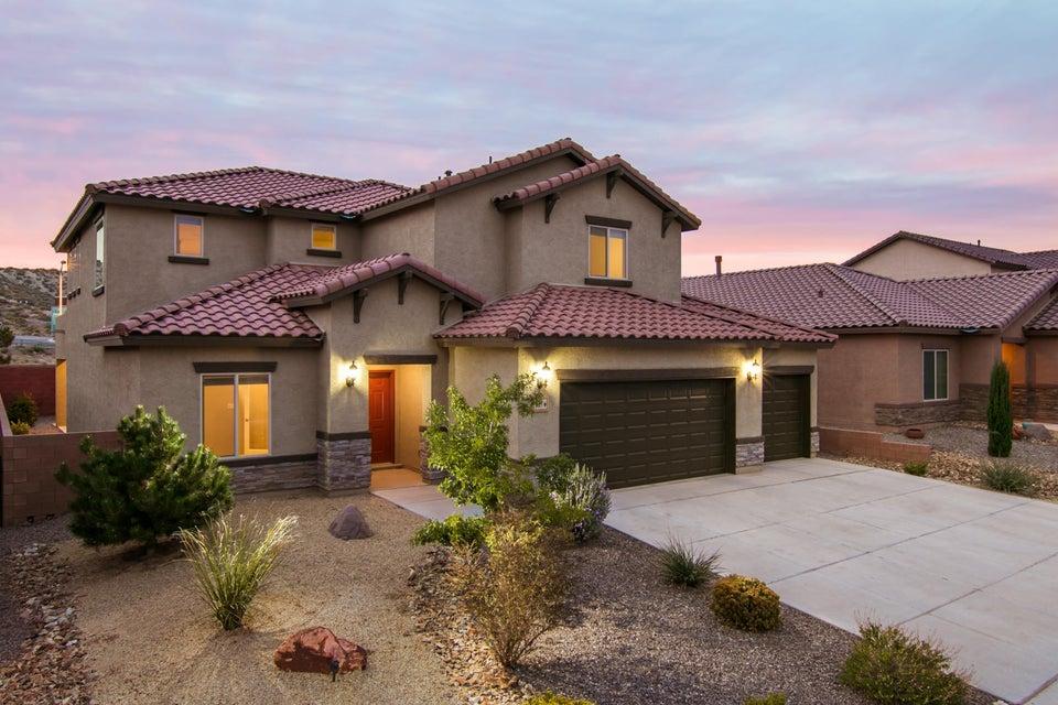 617 NE Palo Alto Drive, Rio Rancho in Sandoval County, NM 87124 Home for Sale