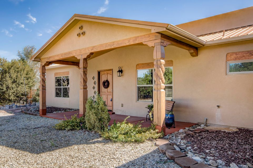 14  Western Trail Drive, Albuquerque East Mountain, New Mexico