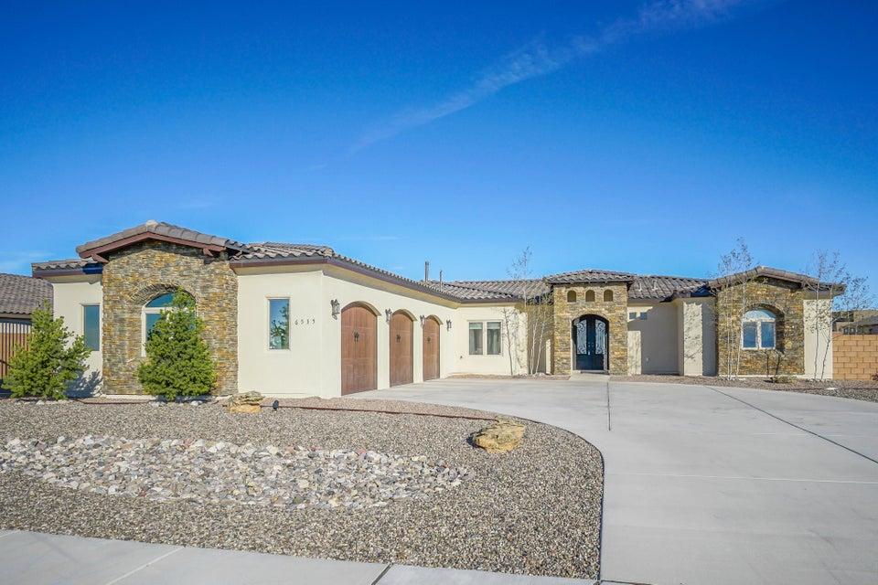 Northwest Albuquerque and Northwest Heights Homes for Sale -  Farm,  6535 NW Vista Del Prado Road