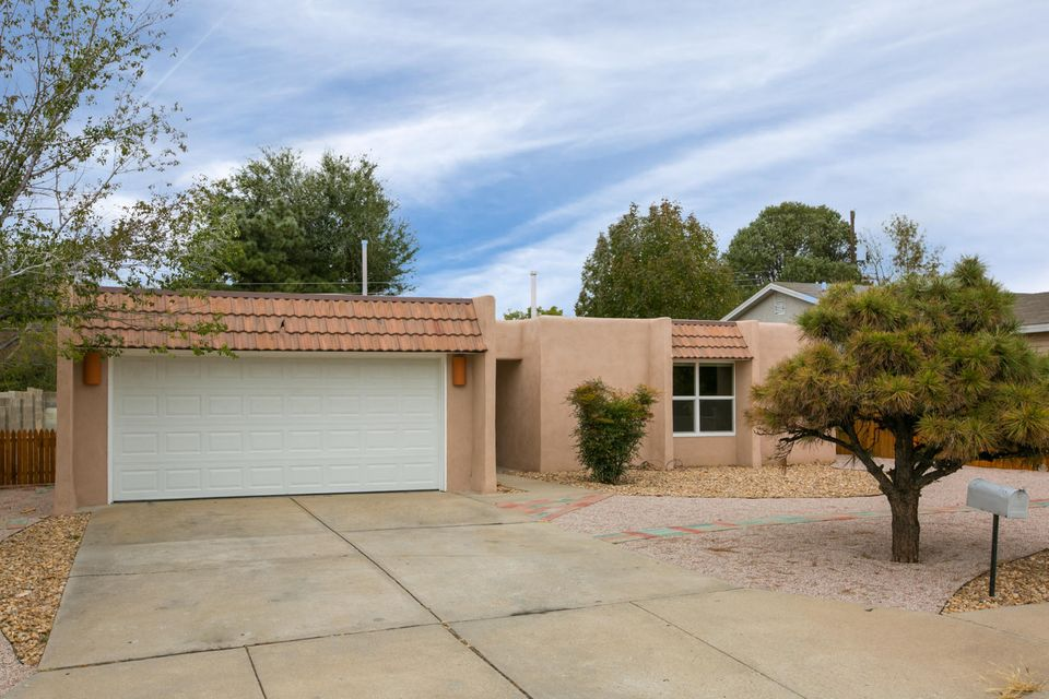 3213 NE Judy Place, Albuquerque Northeast Heights in Bernalillo County, NM 87111 Home for Sale