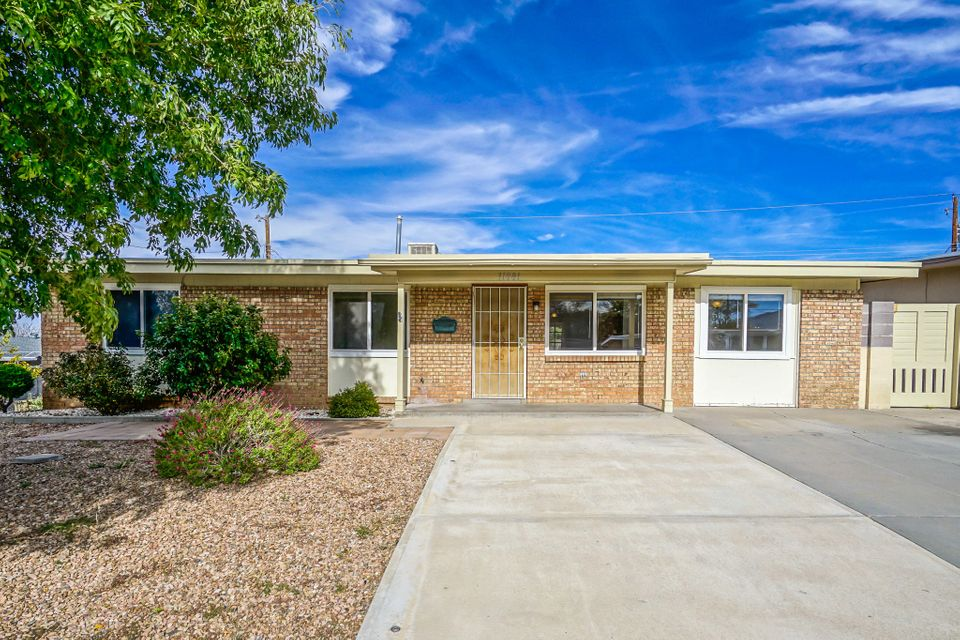 11001  Claremont Avenue, Albuquerque Northeast Heights in Bernalillo County, NM 87112 Home for Sale