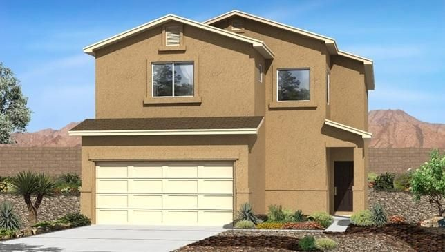 One of Rio Rancho 3 Bedroom Homes for Sale at 5873 NE Sandoval Drive