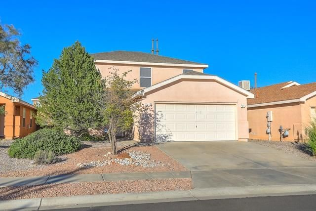 Northwest Albuquerque and Northwest Heights Homes for Sale -  Two Story,  7409 NW Tolleson Avenue