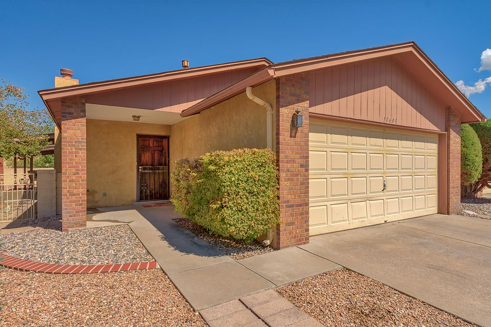 10609 NE Towne Park Drive, Albuquerque Northeast Heights, New Mexico