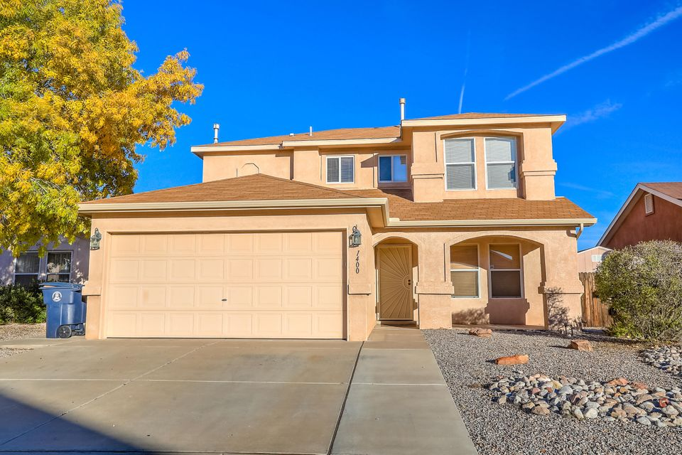 1400 NW Tanglewood Place, Northwest Albuquerque and Northwest Heights, New Mexico