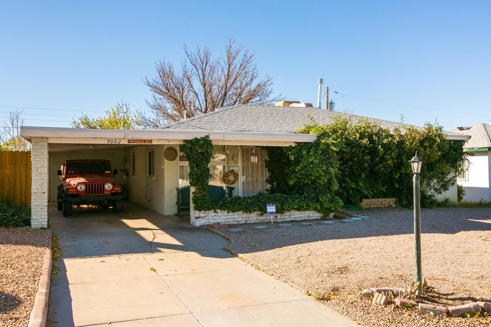 9002 NE Claremont Avenue, Albuquerque Northeast Heights in Bernalillo County, NM 87112 Home for Sale