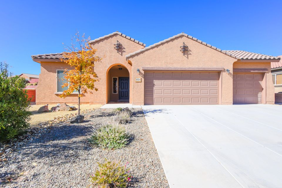 432 NE Paseo Vista Loop, Rio Rancho, New Mexico
