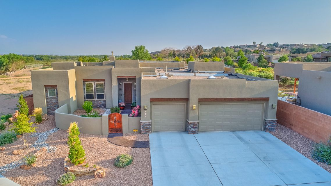 5004 NW Camino Valle Trail, Northwest Albuquerque and Northwest Heights, New Mexico