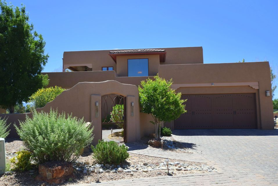 Northwest Albuquerque and Northwest Heights Homes for Sale -  Custom,  5820 NW Mesa Vista Trail