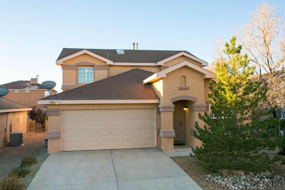 7508 NW Harrier Avenue, Northwest Albuquerque and Northwest Heights, New Mexico